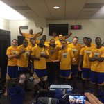 Pacific division champs @warriors ! Lets keep building..... #respect #dubnation http://t.co/t0QNoJA7MZ