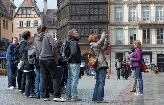 #Strasbourg: La capitale alsacienne dans le top10 des meilleures destinations de France ► http://t.co/PFkeqCyYuU http://t.co/d6TLuvk7w2