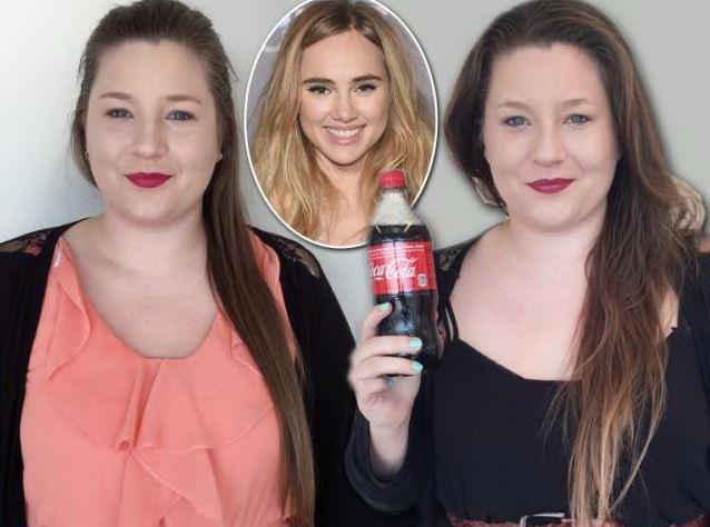 Кока кола на волосы