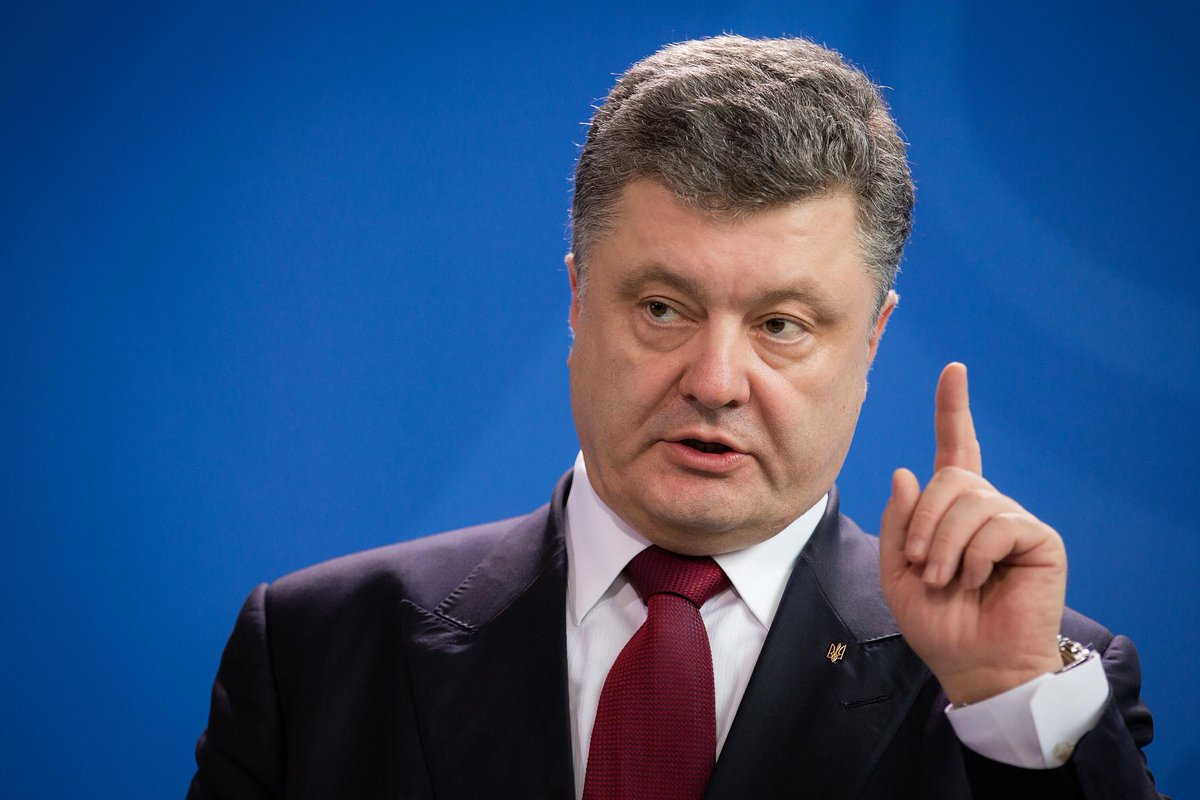 Безвизовый режим для украинцев поможет вернуть Крым и Донбасс, - Порошенко