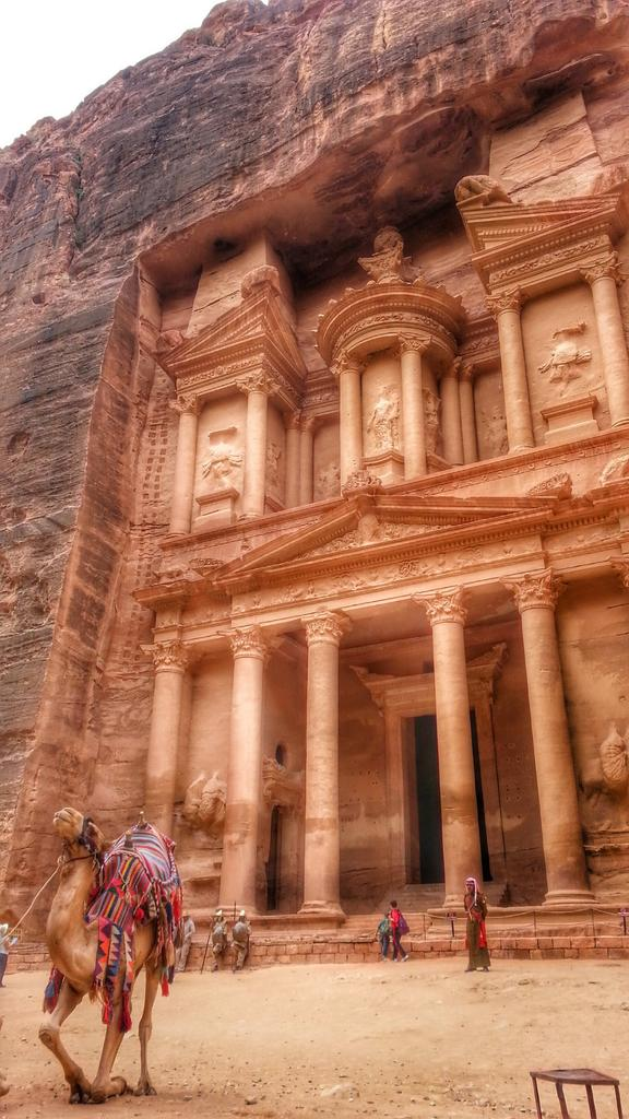 """@Branditup_IT: The tresure of humanity #petra @VisitJordan #unravelingjordan #gojordan #visitjordan #photography http://t.co/zUWmobxcjm"""