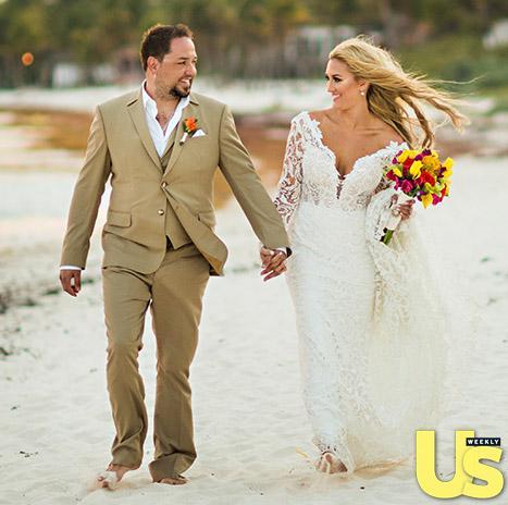 Jason aldean brittany wedding