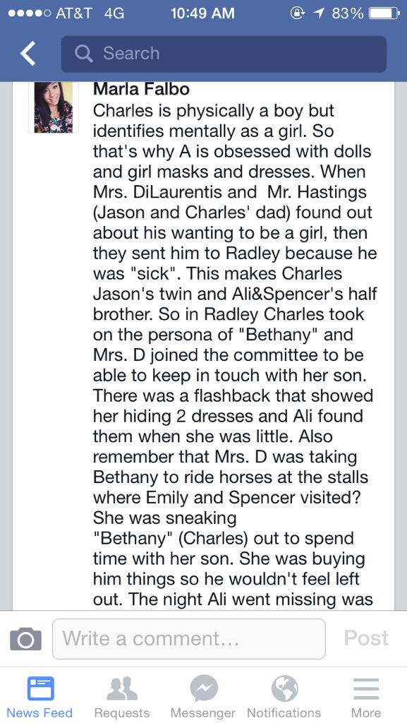 """@hattt23_: Tell me this doesn't make sense #PLLTheory http://t.co/7WyfCngcoL"" @JuaniPolicastro"