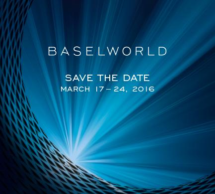 #Baselworld 2016 will be held from March 17th through 24th. Save the date! http://t.co/TFfULFoVY2