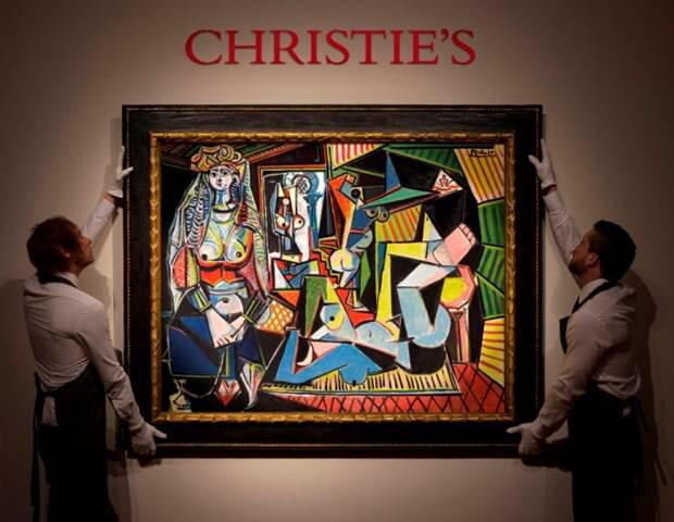 "Picasso's Les femmes d'Alger (Version ""O"") is expected to sell for $140 million at @ChristiesInc this May! http://t.co/2PBKq74BeY"