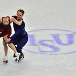 .@chockolate02, @Evan_Bates top World Championships short dance with personal best http://t.co/jtdt6kJuoE