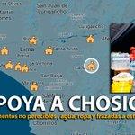 #Chosica: apoya a los damnificados llevando donativos a estos lugares | MAPA INTERACTIVO http://t.co/TB0k0DcjlJ http://t.co/DZGAd43kC2