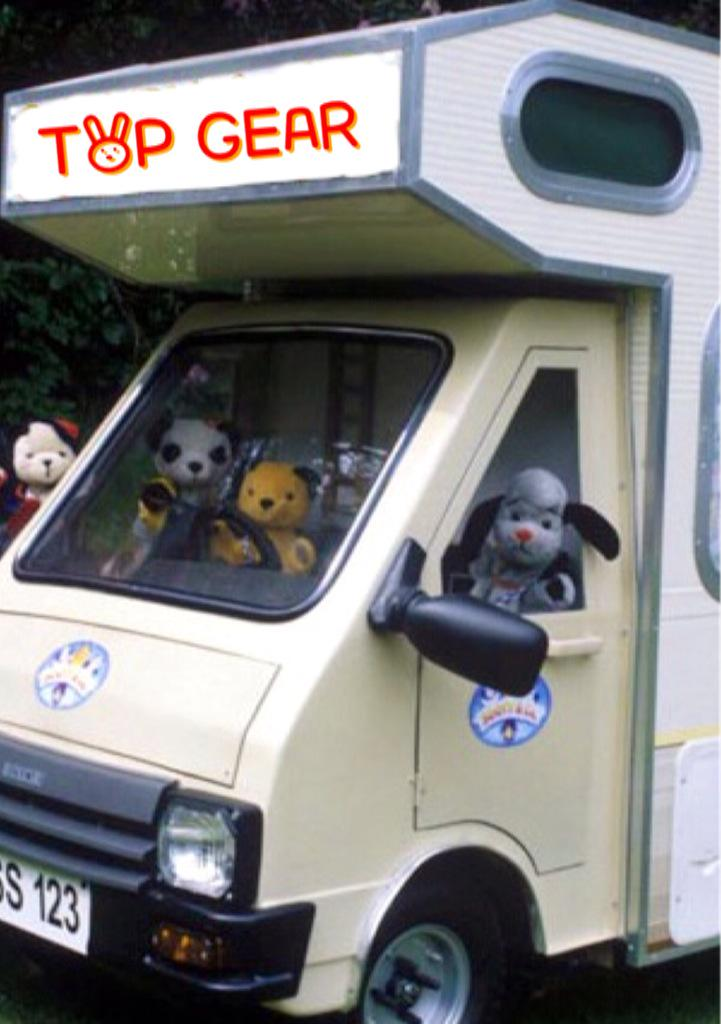 Top Gear backup team already in place. Rumours of hitting with wand strenuously denied. http://t.co/RxLg7cIZXz