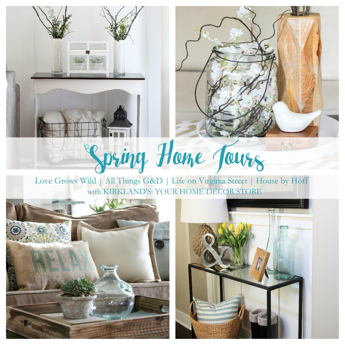 Check out day three of our spring #hometour featuring @LoveGrowsWild, @AllThingsGD, @VirginiaStBlog and #HousebyHoff! http://t.co/BHM3SGrjoy