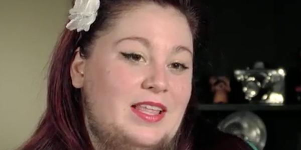 EXCLUSIVE: Tonight's StrangeLove asks, 'should a bearded lady shave for her husband?' @TLC