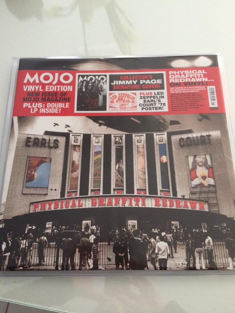 Love this vinyl copy of @MOJOmagazine http://t.co/GzjIvl7UZJ