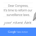 Join us in urging Congress to reform government surveillance: http://t.co/puIzade42s #United4NSAReform