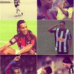 """Ronaldinho: """"Nunca pensei em ser bom ou ruim, meu pensamento sempre foi ser feliz"""" https://t.co/tbTiqDneT0"""