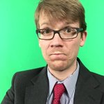 #PhotoshopHankGreen! RT @hankgreen: Why am I wearing a suit on green screen?! I welcome your guesses.