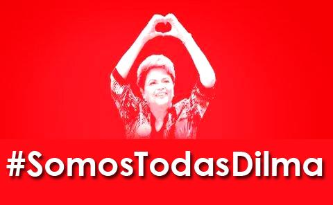 #SomosTodasDilma http://t.co/XmCCggmxXc #Dia13DiaDeLuta http://t.co/xAPzkGZIFU
