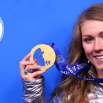 Birthday girl @MikaelaShiffrin races again tomorrow at #worldcupare! Good luck! #GoTeamUSA