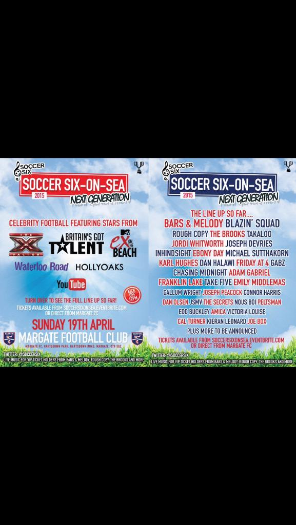 We in it to win it!!! @BlazinSquad @SoccerSix whos coming to watch???? http://t.co/wt1ES0PSej