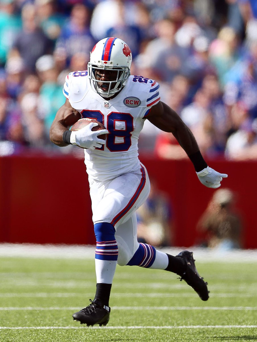 Spiller's deal with the Saints is a 4-year, $18M contract that ...