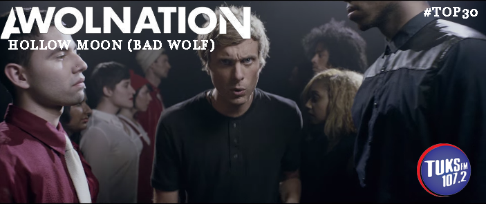 This week's no.1 on the #Top30 was #HollowMoon by @awolnation!  Here's the full chart: http://t.co/fjYJBY0Umm http://t.co/RatJf7VJSB