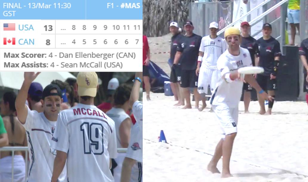 @WCBUAllResults @WCBU2015 @USAUltimateWCBU @Pariveda_INC USA Wins! Sean McCall and Team #MAS #WCBU2015 Sorry Canada! http://t.co/89SNAUWuJA <a href='http://twitter.com/learncoachgive/status/576497496047796224/photo/1' target='_blank'>See original »</a>