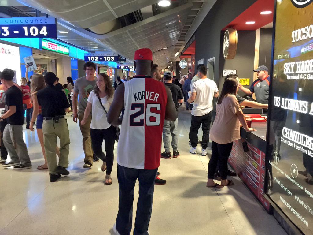 The best Hawks fan in Phoenix. http://t.co/JrGaPpUI9Y