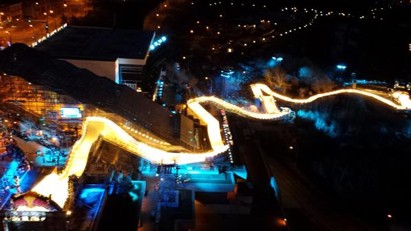 The #crashedice team event looks awesome in #yeg's river valley #weloveedmonton http://t.co/TKVjgy7BKI