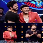 RT @GaneshFans: #GoldenStar @Official_Ganesh & @sreesanth36 In #SuperMinute Show. How Many Of You Loved This Episode...?? http://t.co/RTz9V…