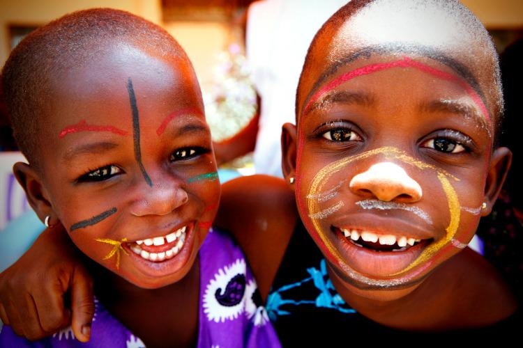 C E L E B R A T E - More than 300 children have been sponsored at @colourconf. Thank you! http://t.co/aXZJHr9cYn