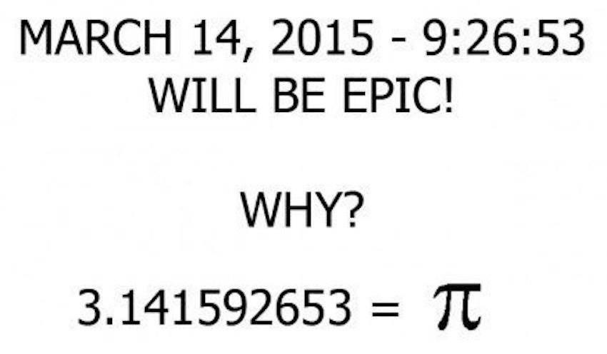 Today is not just #PiDay, today is.. http://t.co/KyisKhSrAg