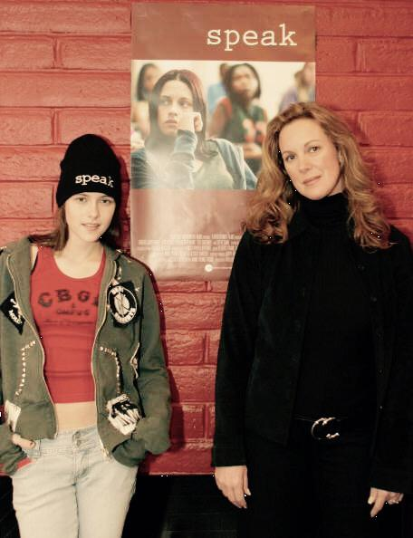 Speak premiere at Sundance 2004 with the amazing Kristen Stewart. Her performance was honest, real, cutting and true. http://t.co/ZaGuKvGJXp