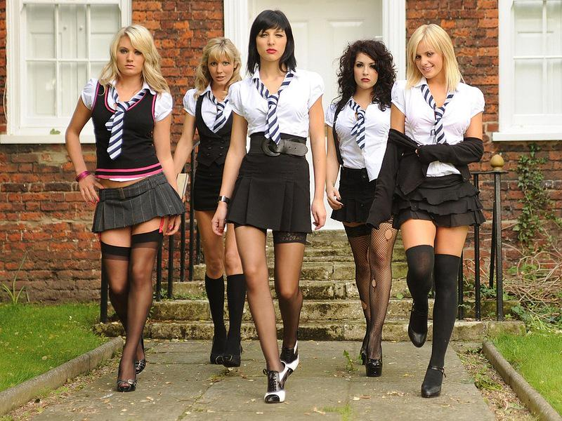 sexy school girls pic № 75686