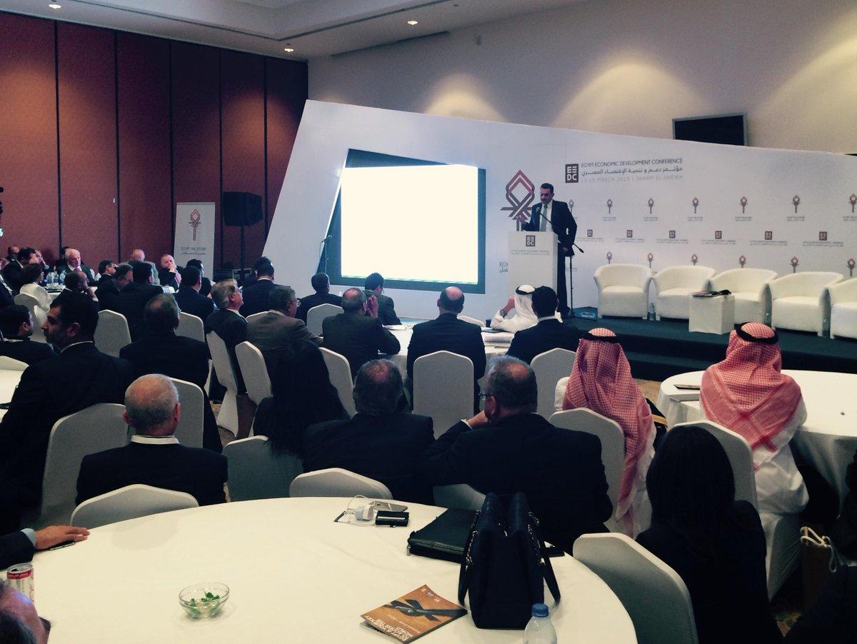 Now on stage @waelamin partner at Sawari Ventures presenting the new $50M SVI fund. #EEDC2015 http://t.co/LgzjXgSPSy