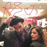 RT @IndiaToday: At #Conclave15 the Starting Point of Tomorrow! LOVING IT! @ranveerofficial @koelscouch http://t.co/IhzYkEQPlx