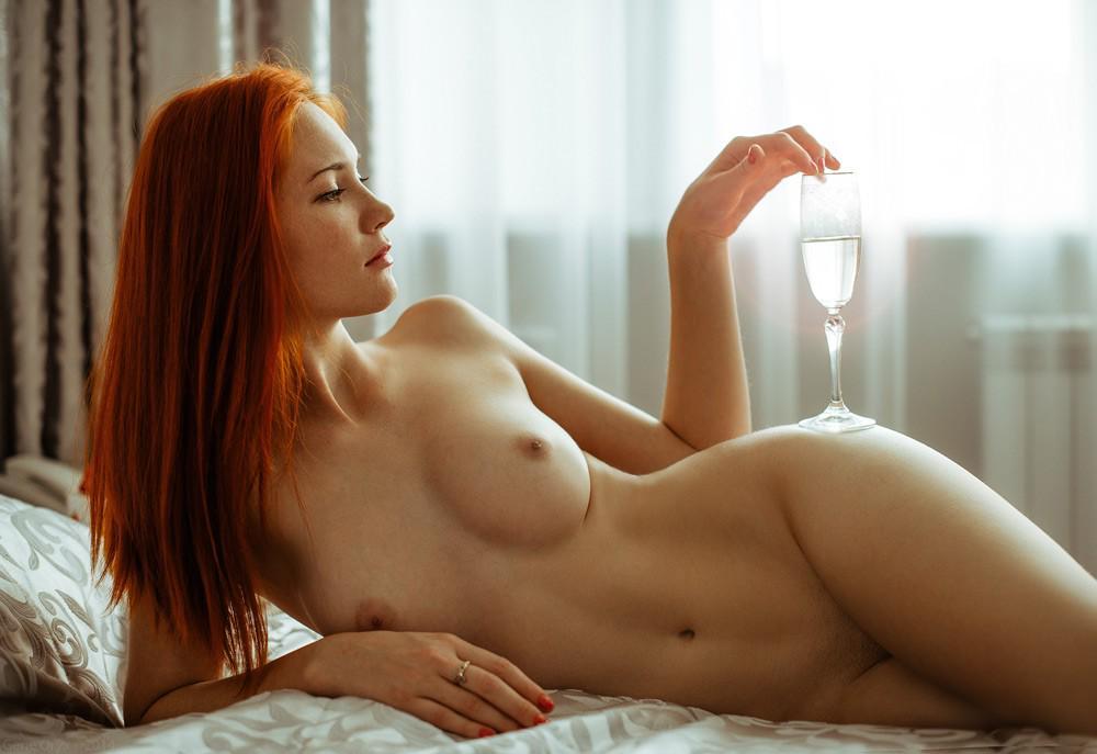 фото голых девушек рыжие