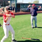 RT @H_Grove: Well, @TheJK_Kid and @DomingoBeisbol are warming up for