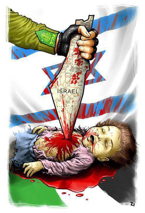 Fransız çizer Zeon, İsrail karşıtı karikatürlerinden dolayı tutuklanmış.. İslam karşıtı olsa ifade özgürlüğü olurdu http://t.co/WV5Ae5Di3X