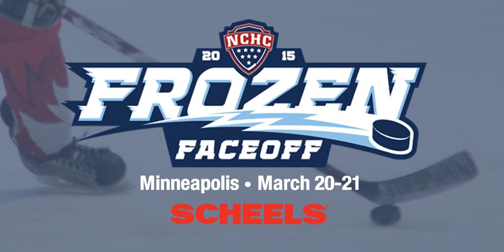 Still time! RT for chance to win 4 all session tix to @theNCHC #FrozenFaceoff at @TargetCenterMN! Winner chosen 3/17 http://t.co/XNlGOtrlo8