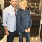 In LA had hair done at Sally Hershberger by Paul Perez   He's great! http://t.co/4G10P3dJCU