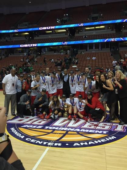 Back-to-Back Big West Champs! http://t.co/xJbfe4CYgl