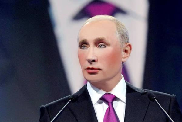#WhereIsPutin  rumor has it that the plastic surgery has went really bad. http://t.co/GowIKwvXZo