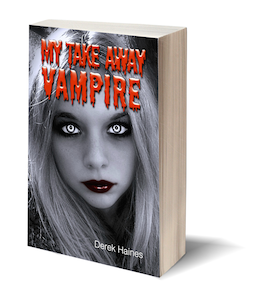 My Take Away Vampire A very different, yet tasty little vampire tale ...  Al  http://t.co/E0lUUYvmul   #books http://t.co/3wU8Agk13x