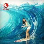 RT @LifetimeAsia: Surfer Anne!  @annecurtissmith having an adventure for #FWordOutLoud! #LifetimeWithAnne http://t.co/guRPquaogb
