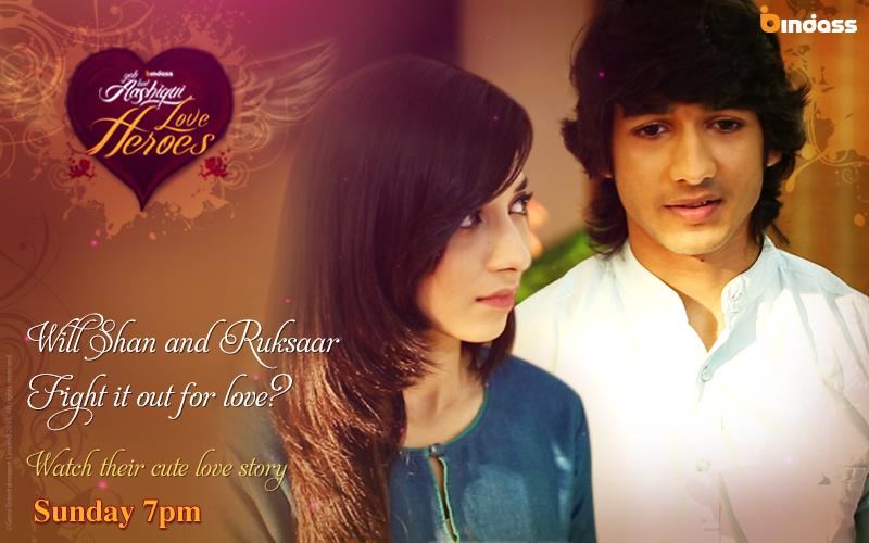 The cutest love story, coming up on bindass.. Yeh Hai Ashiqui tonigh at 7pm. We're excited, hope you are too! :) http://t.co/D5nbF4TL7C