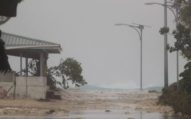 Vanuatu in state of emergency, Tuvalu says 45% of population displaced by #CyclonePam #WCDRR http://t.co/kPTMBvs2KM http://t.co/qFcMobDNSK