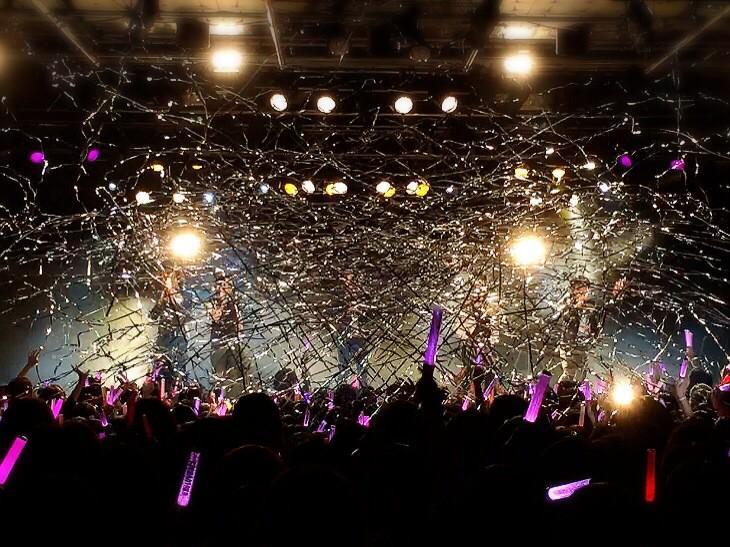 【3.15心愛祭@新宿BLAZE】 解散から3年、、、 ココア男。一日限定復活ライブ 『心愛祭 〜いまさらだけどココア男。の「。」っている?〜』閉幕!!! 皆様たくさんの愛をありがとうございました!!!LOVE心愛♡ http://t.co/O0yKvOQDnA
