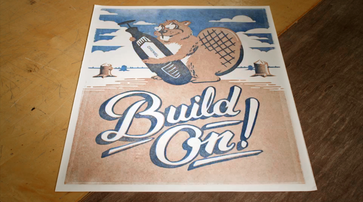 Do you love a maker? RT this Build On Beaver poster for a chance to win one! Rules: http://t.co/OZL66tCBf9 http://t.co/eikBSq4VHv