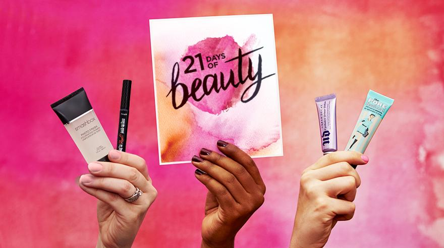 21 Days of beauty is here! #ULTA21 #springrefresh Click here for more details: http://t.co/jHgUSniJum http://t.co/785f8HwIVy