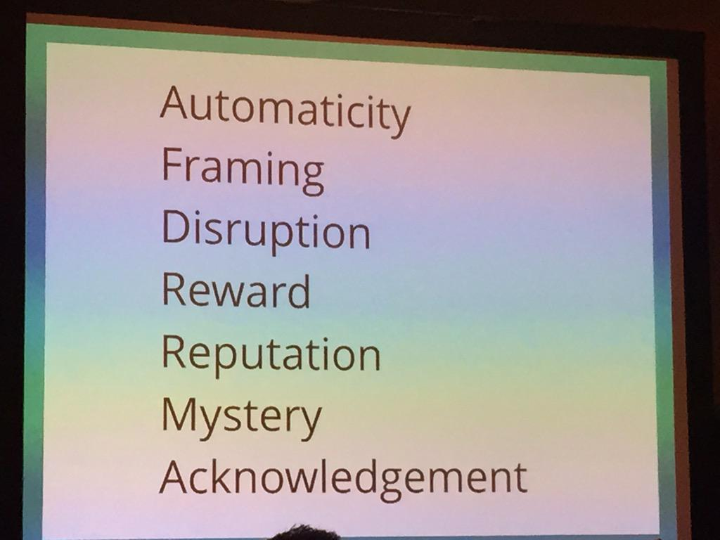 Very interesting talk by @BenParr to start the day, on keys to capturing attention. #Captivology #SXSW http://t.co/tmSqljeosN