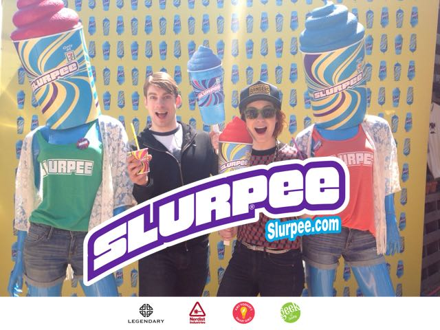 The things we do for free Slurpees http://t.co/Z2pSn1OMIp