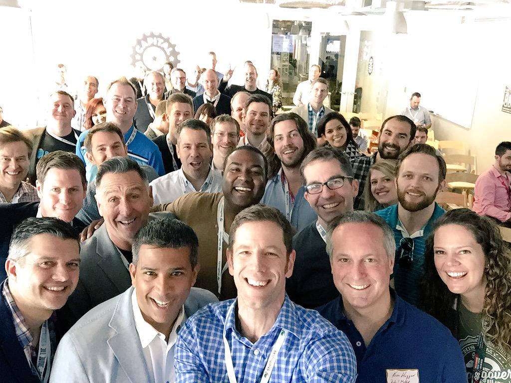 Corporate #SXSW #retailloco #selfie with the @Thinknear selfie stick http://t.co/6DZK7GpsP1